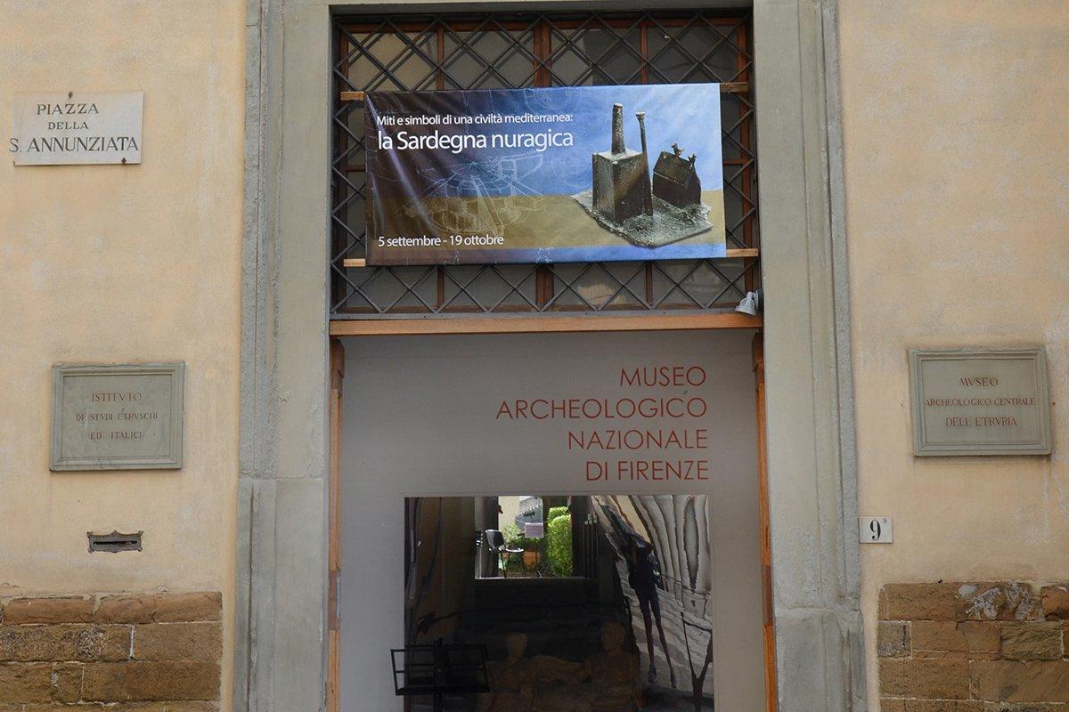 Billets au mus e arch ologique de florence italy museum - Musee des offices florence reservation ...