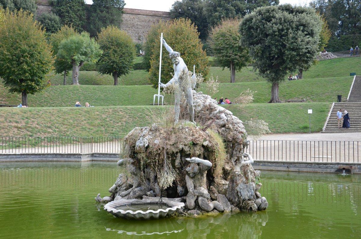 Boboli Gardens Tickets Italy Museum