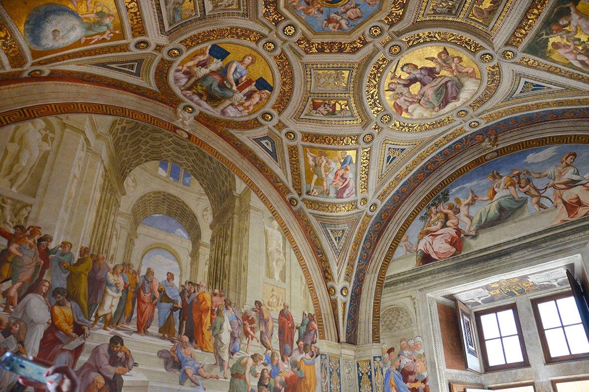 mus es vaticans et chapelle sixtine avec guide priv italy museum. Black Bedroom Furniture Sets. Home Design Ideas