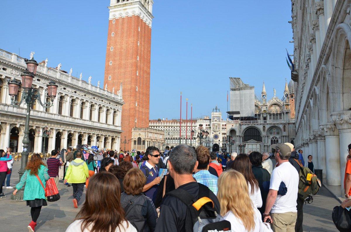 Venice: Walking tour