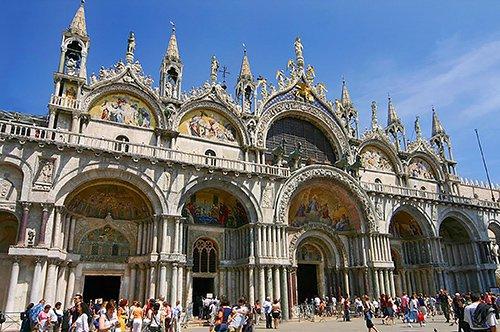 Basilique de Saint Marc