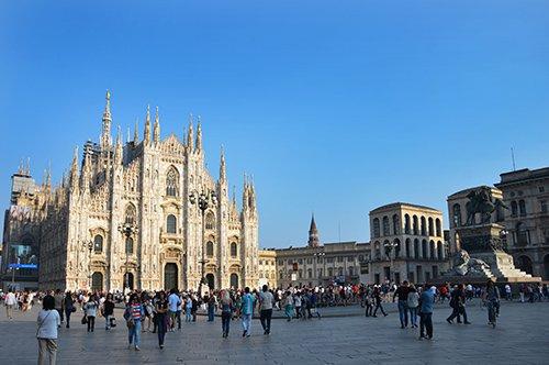 Cathédral de Milan