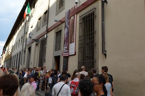 David de Michelangelo - Galería de la Academia