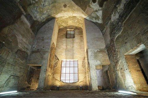 罗马金宫遗址
