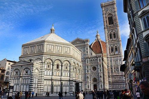 佛罗伦萨圣母百花大教堂
