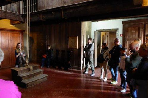 Geheimen Gängen im Dogenpalast