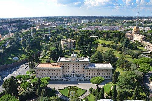 Jardins Vaticans