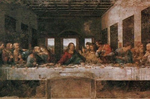La Cène de Leonardo