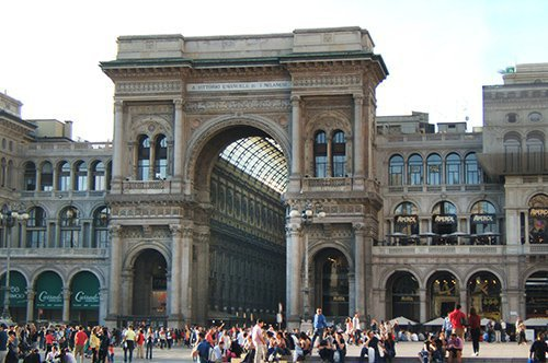 Mailand besuchen