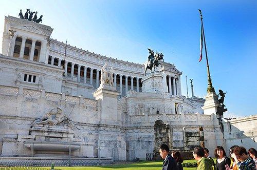 Rom besuchen