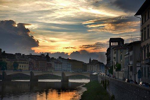 游览佛罗伦萨