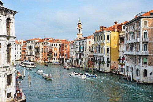 Visita Venecia