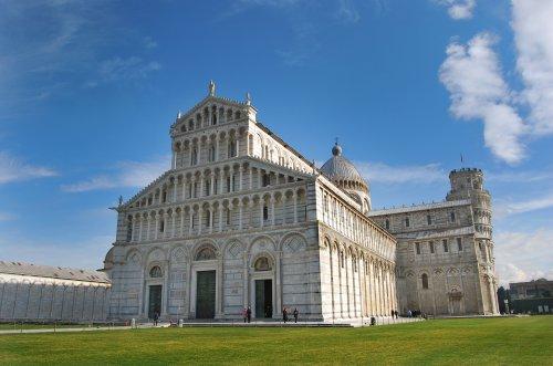 Zur Entdeckung von Pisa