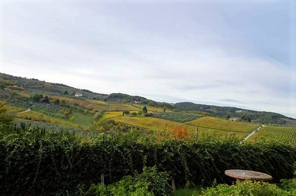 Die versteckte Toskana