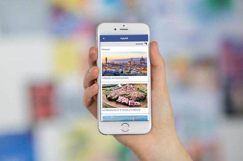 Audioguía de Florencia: descarga la app!