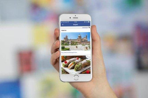 Audioguía de Palermo: descarga la app!