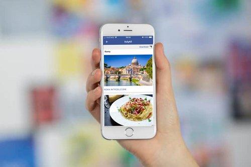 Audioguía de Roma: descarga la app
