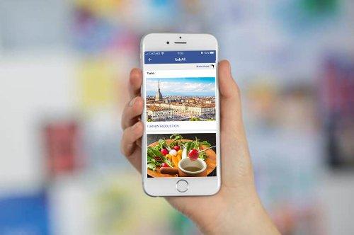 Audioguía de Turín: descarga la app!