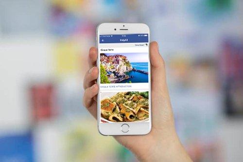 Audioguide de Le Cinque Terre: téléchargez l'application!
