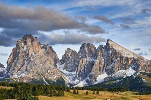 意北多洛米蒂山脉(阿尔卑斯)一日行程