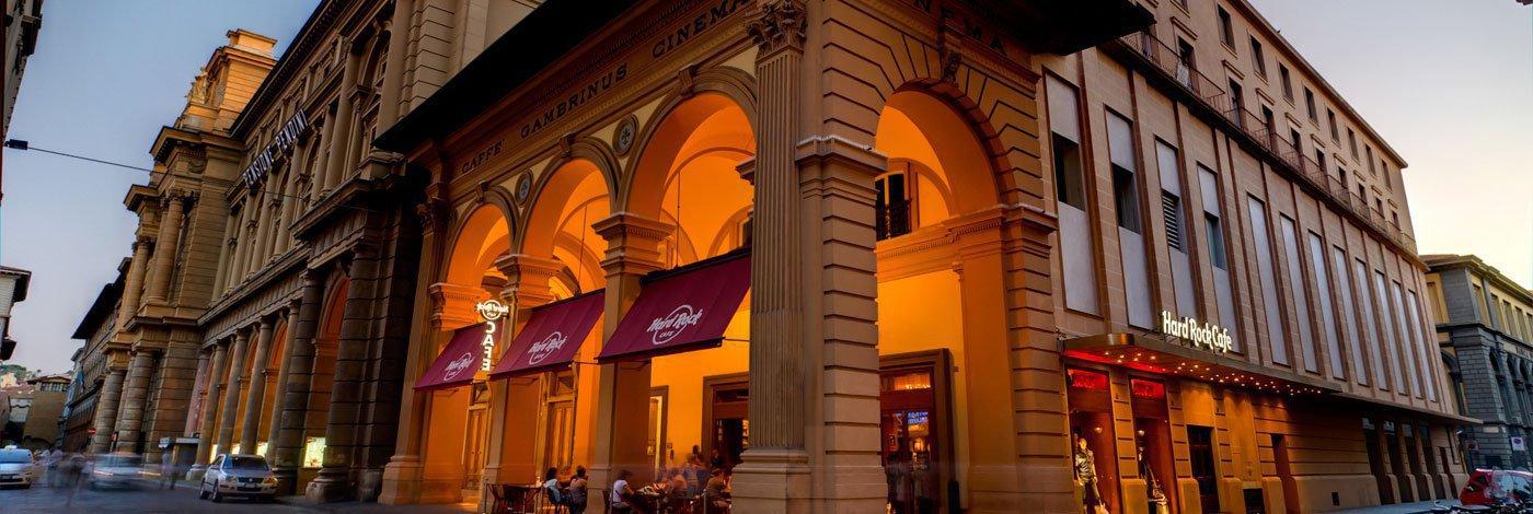 Hard Rock Cafe Pisa