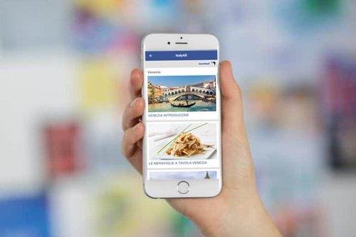 Audioguia de Veneza: baixe o app!