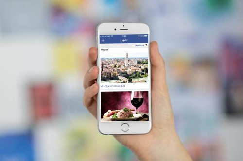 Verona audioguide: download the app!