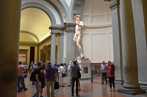 Accademia Gallery Guided Tour