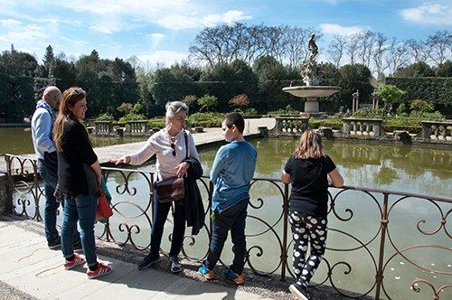 Affabulando....al Giardino di Boboli. Visita guidata per bambini