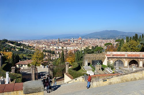 All Florence Guided Tour and Lunch