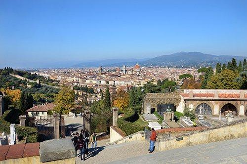 佛罗伦萨全天团队游览+意式特色午餐