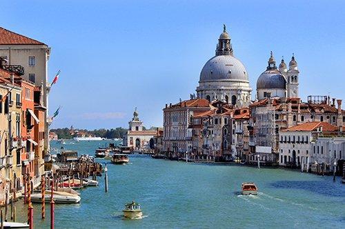 Venedig Besichtigungstour des Canal Grande