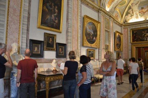 罗马博格赛美术馆参观行程-含官方讲解
