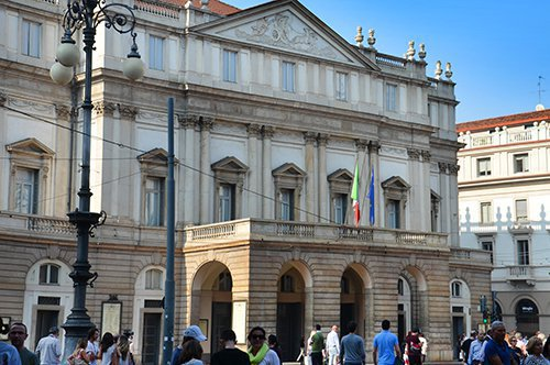 Catedral e Museu alla Scala – Passeio de grupo guiado