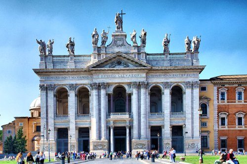 Christliches Rom und Katakomben Gruppenführung