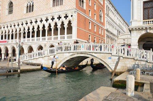 威尼斯经典之旅 - 团队行程