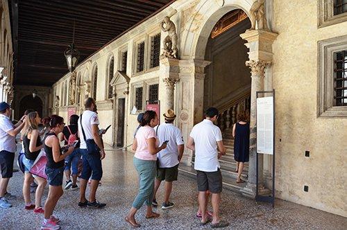 Die verborgenen Schätze des Dogen –  Venedig Dogenpalast