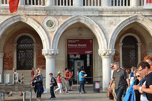 威尼斯总督宫+ 漫步威尼斯组合团