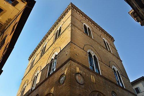 Florenz von einem geheimen Turm aus