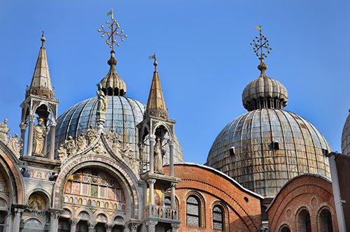 威尼斯金色主教堂参观之旅