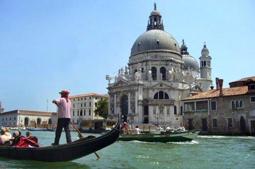 Venedig Gondelfahrt