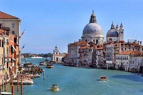 威尼斯大运河之旅