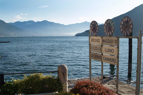 Group guided tour to Lake Maggiore