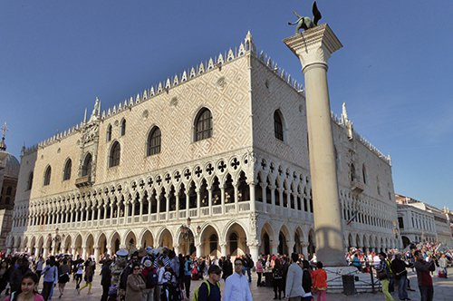 Group Guided Tour Venice City Experience