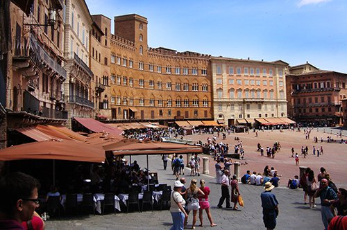 Group Tour Classical Siena