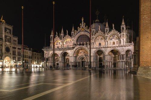 闭馆之后的特别开放-圣马可主教堂VIP参观之旅