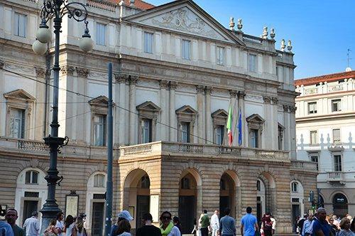 Gruppenführung des Doms und des Museums der Scala