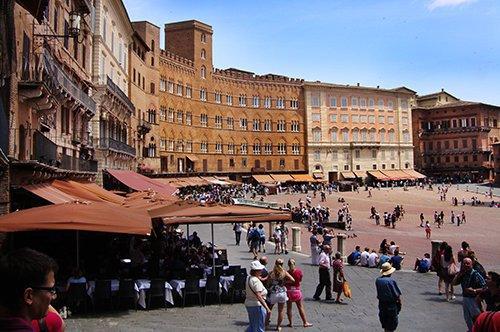Gruppenführung Klassisches Siena