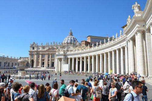 Basilica di San Pietro - ingresso dedicato e audioguida WiFi