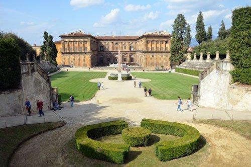 Le Jardin des Merveilles - Visite guidée de groupe des Jardins de Boboli